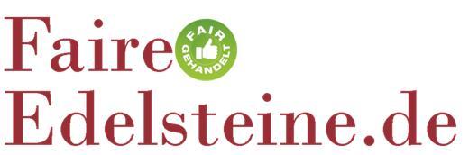 Faire Edelsteine-Logo